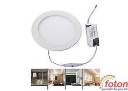 Светодиодный светильник LED Downlight 3W slim (круглый)
