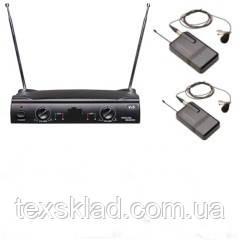 Радио микрофоны Shure UT42- 2 петличных