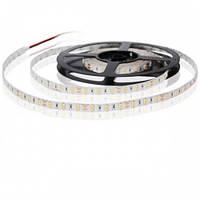 Светодиодная лента 5630 60LED/m белая теплая IP20 5630-12W