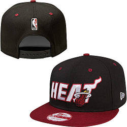 Кепка Snapback Miami Heat / SNB-256 (Реплика)