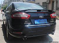 Ford Mondeo Кромка багажника (нерж.)