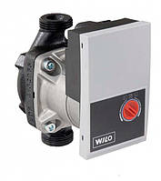 Насос циркул WILO Yonos PARA RS 25/6 130 RKA энергоэффективный (Серый корпус)