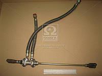 Клапан сцепления МАЗ 5551 со шлангами (L=350 мм) (производитель БААЗ) 5551-1602738-10