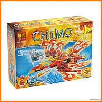 Конструктор Аналог LEGO 70221 Легенды Чимы -Непобедимый Феникс Флинкса 172 дет