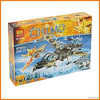 Конструктор Bela аналог LEGO Chima Небесный истребитель Валтрикса 479 дет. арт. 10353