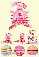 Игрушки-обнимашки для новорожденных