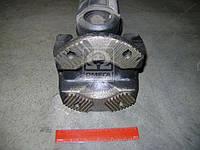 Вал карданный МАЗ моста заднего Lmin=722 ход 85 шлицов торцевые 4 отверстий (производитель Белкард)