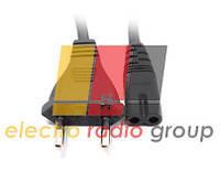 Конвертер VGA в HDMI (гн.VGA+гн.3,5мм (IN)- гн.HDMI (OUT))