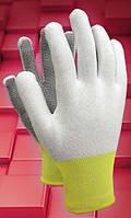 Перчатки нейлоновые  с ПВХ точкой RTENA, фото 1