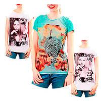 Женские футболки - неотразимый образ