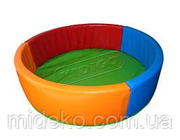 Сухой бассейн KIDIGO™ Круг 1,5 м MMSB1