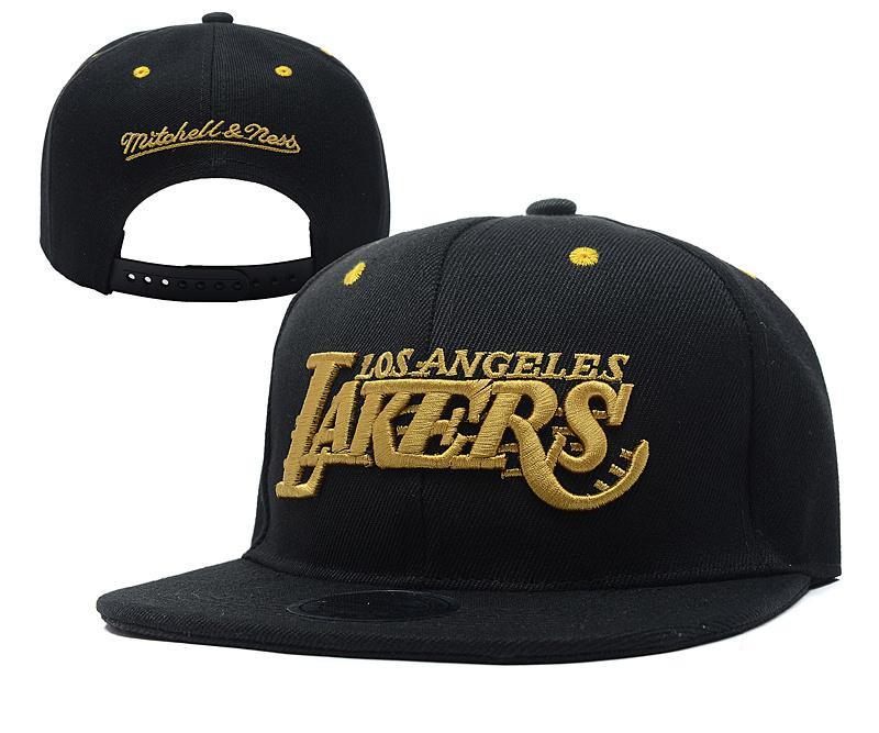 Кепка Snapback Los Angeles Lakers / SNB-580 (Реплика)