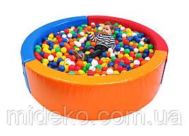 Сухой бассейн KIDIGO™ Круг 2,5 м MMSB3