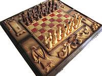 Шахматы,  ручная работа, фото 1