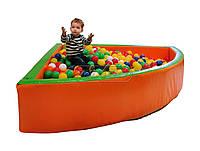 Сухой бассейн KIDIGO™ Угол 1,5 м MMSB3