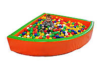 Сухой бассейн KIDIGO™ Угол 1,8 м MMSB10, фото 1