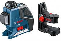 Линейный лазерный нивелир Bosch GLL 2-80 P Professional- аренда, прокат