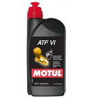 Трансмиссионное масло Motul ATF VI 1л