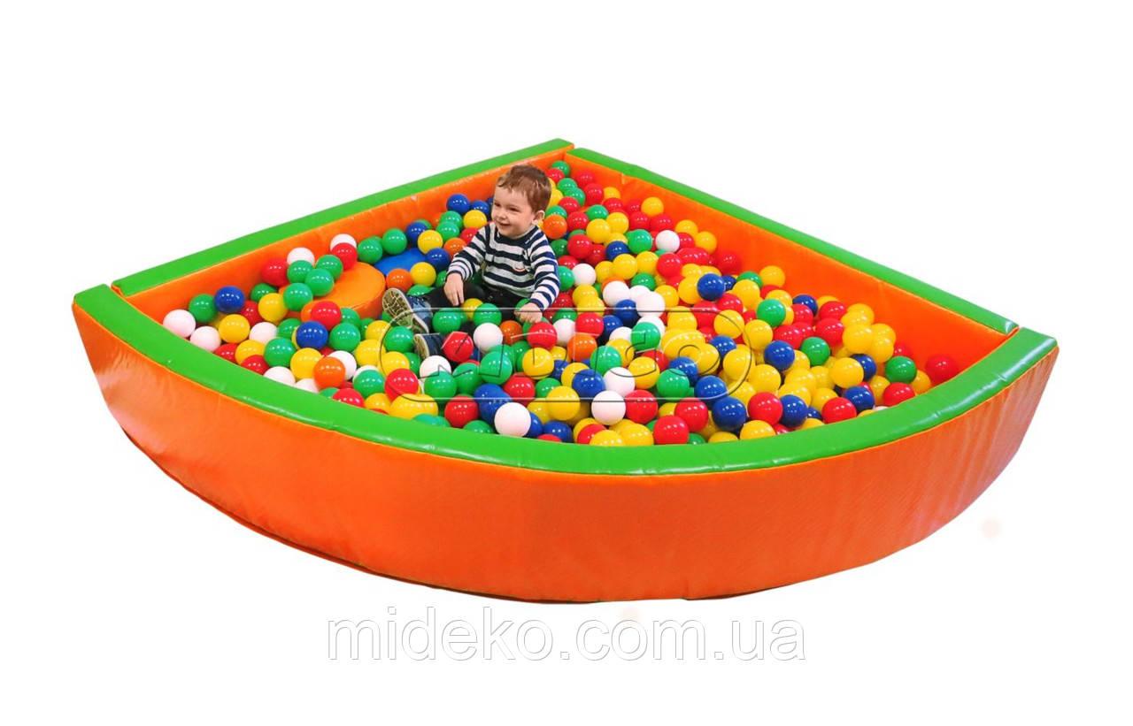 Сухой бассейн KIDIGO™ Угол 2 м MMSB11