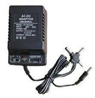 Универсальный адаптер DC Electrical Source RT-328, универсальное зарядное устройство для электронных устройств