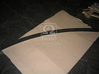Лист рессоры №1 передний МАЗ 2100мм 7-ми ли старого (производитель Чусовая) 64222-2902101