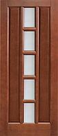 Двери межкомнатные ТМ Омис шпонированные Квадрат ПО Fine Line