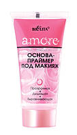Основа-праймер под макияж - Bielita Amore 30мл.