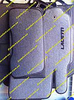Текстильные коврики в салон Chevrolet Lacetti (Шевроле Лачетти)