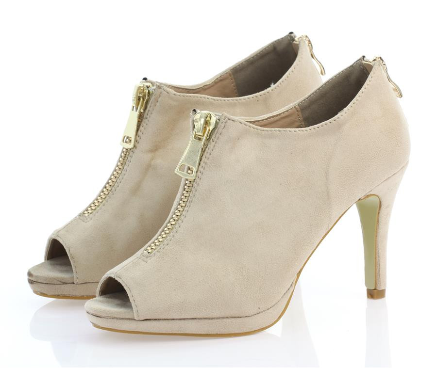 Женские ботинки DAVINA