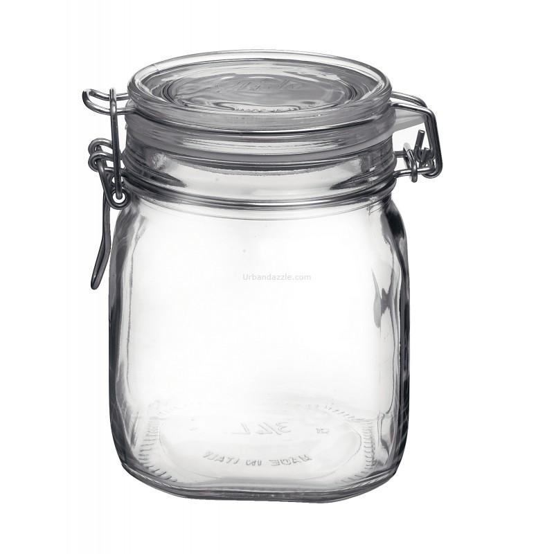 Емкость для сыпучих продуктов BORMIOLI ROCCO Fido 149240417321991 (2000 мл)