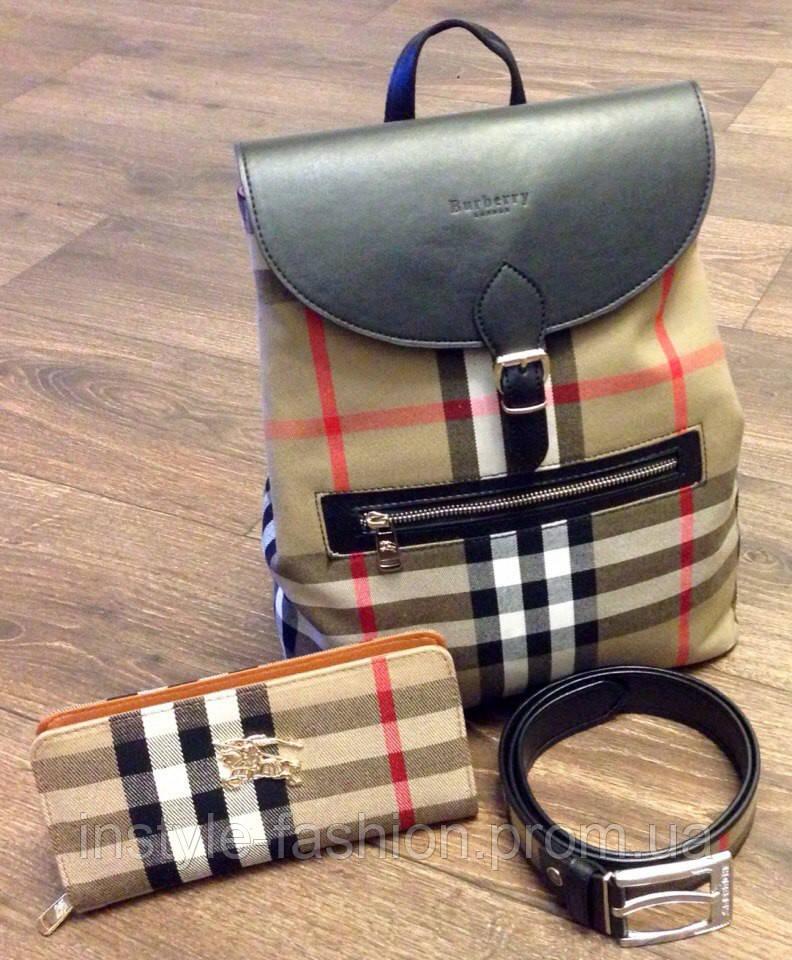 Рюкзак женский  Burberry