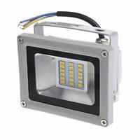 Прожектор светодиодный 10 Вт, 3000К