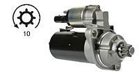 Стартер VW 1.9-2.0TDI  02M911024B