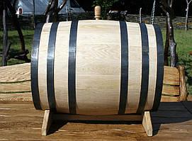 Дубовая бочка 200л для вина, коньяка, виски