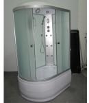 ATLANTIS AKL-120(белый) Душевой бокс 120*80*215 см