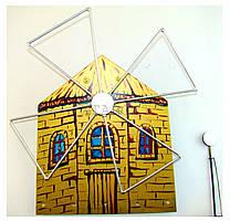 Мишень электромеханическая «Мельница»