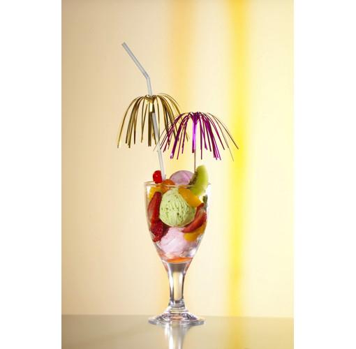 Соломка трубочка пальма - 50 шт.