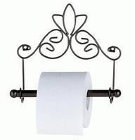 """Держатель туалетной бумаги без крышки """"Ностальгия"""""""