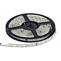 Светодиодная лента влагозащищенная SMD 5050 (30 LED/m) RGB IP65