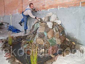 Водоспад висотою 1,5 метра і шириною близько 2 метрів, фото 3
