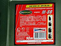 Масломоторное OIL RIGHT М8В 20W-20 SD/CB (Канистра 10л) 2483