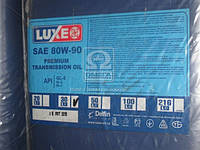 Масло трансмисс. LUXЕ Супер 80W-90 GL-5 (ТАД17и) (Канистра 30л/25кг) 540