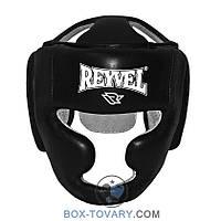 Шлем тренировочный REYVEL Кожа (3 цвета)