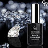 Golden Rose Nail Expert Black Diamond Hardener - Алмазный укрепитель