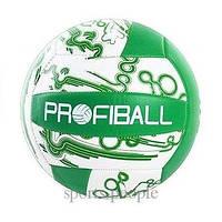 Мяч волейбольный Profiball MS 3184, разн. цвета, фото 1