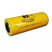 Аккумулятор Li-Ion Bailong 26650 3.7V 6800mAh