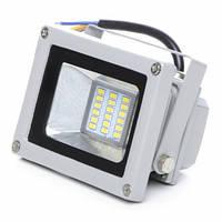 Прожектор светодиодный 10 Вт, 6000К