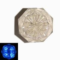 Ночник Lemanso Круг синий 4 LED / NL7