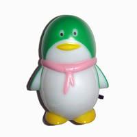Ночник Lemanso Пингвин зелённый / NL12