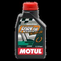 Гідравлічне масло Motul Fork Oil Medium Factory Line 10W 1л